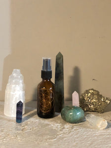 Aura Cleansing and Grounding Spray