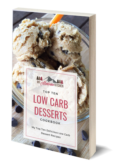 Top 10 Low Carb Desserts Ebook