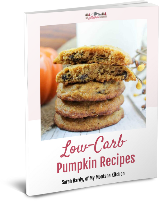 Holiday and Pumpkin Low Carb Ebooks