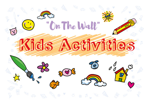 Kids Activities (While you have a brew)