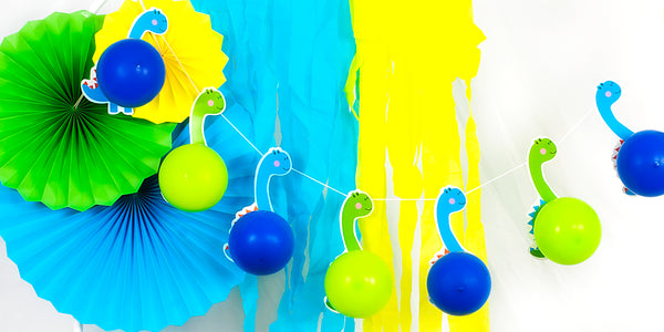 Tutorial - How to Make Our Balloon Garlands