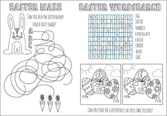 Activity Sheet for Easter