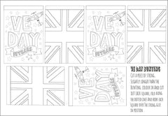 VE Day 75 Years Bunting