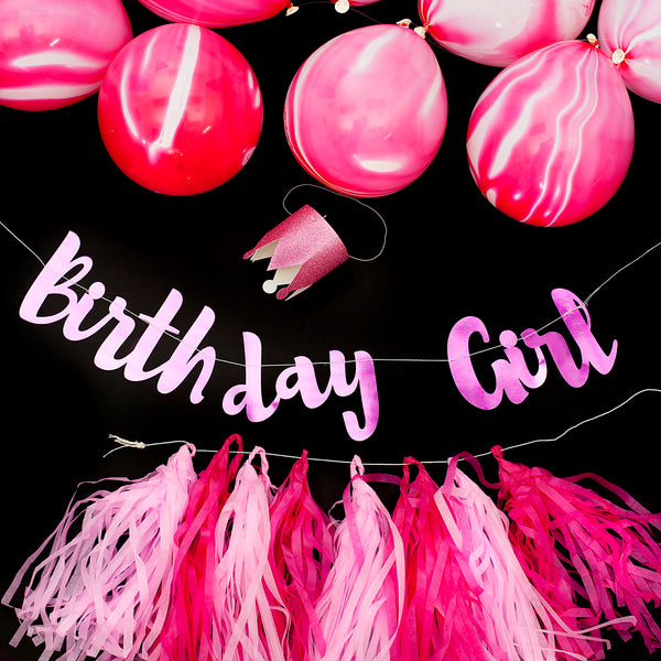 Party Pack - Birthday Girl