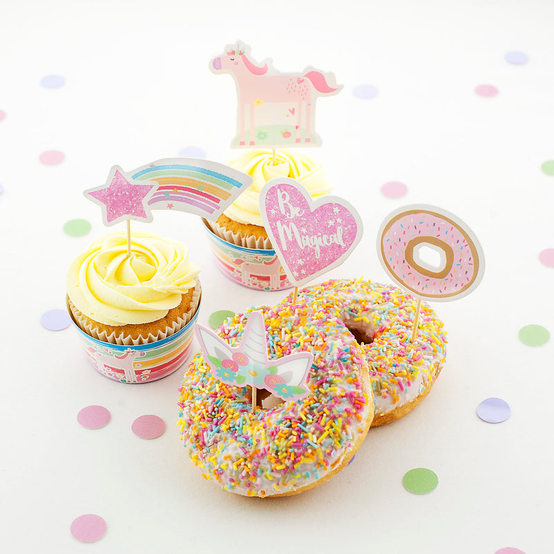 Unicorn Decoration Kit