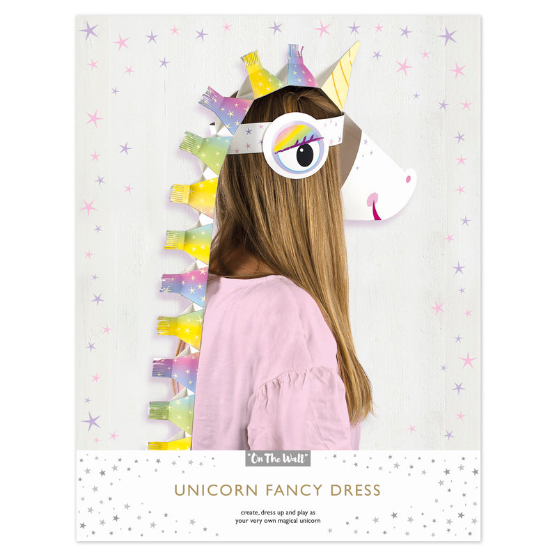 Unicorn Fancy Dress Head Piece