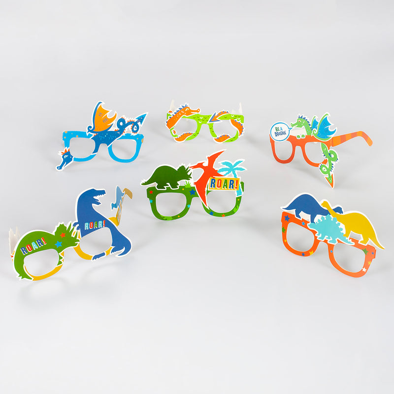 Dinosaur & Dragon Fun Glasses