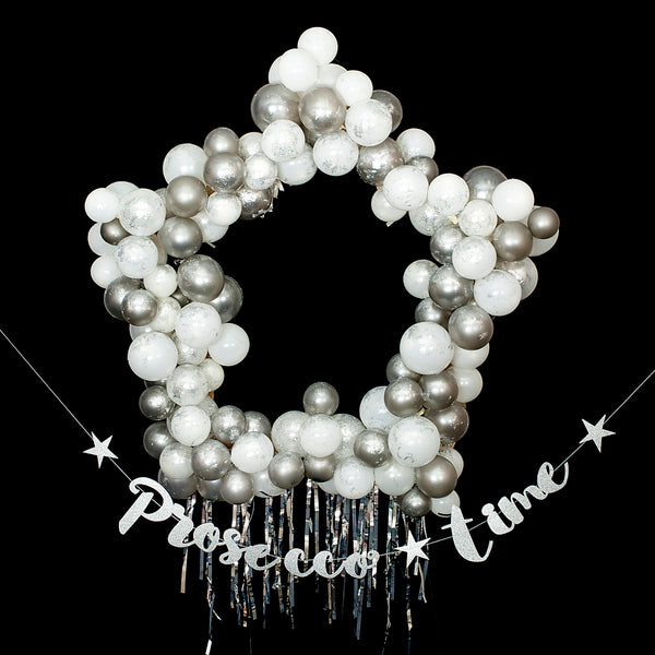 Prosecco Time Stitched Garland