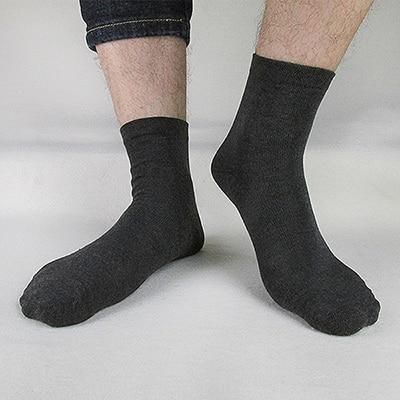 4 Pairs Business Socks chrynne.com Men's Socks 11.99
