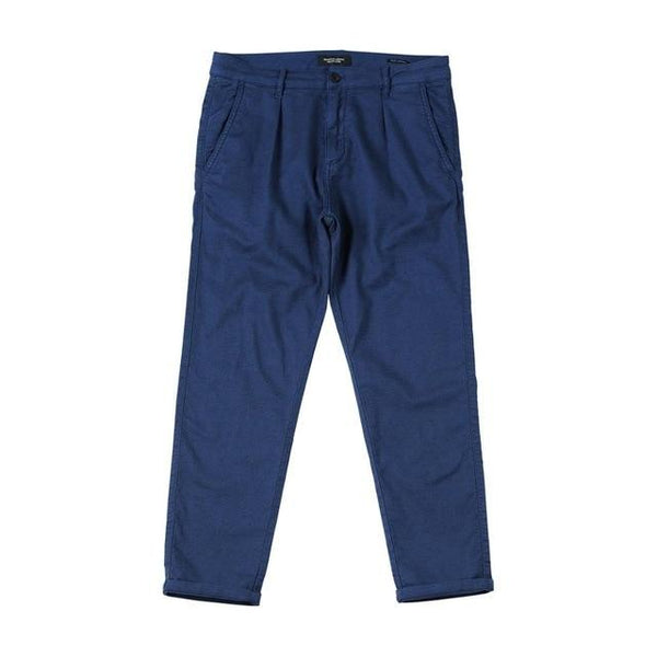 Ankle-length Linen Pants chrynne.com Men's Pants 53.99