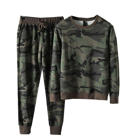 Camouflage Tracksuit chrynne.com Men's Suits 59.99