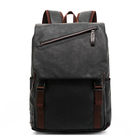 Casual Leather Backpacks chrynne.com Men's Bags 53.99