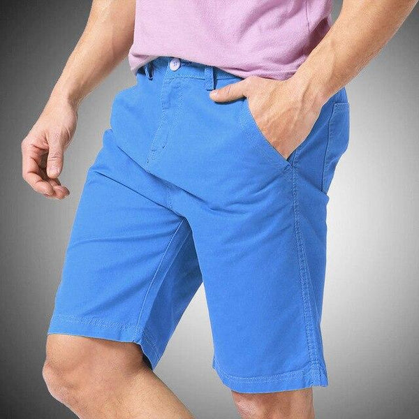 Cotton Shorts chrynne.com Men's Shorts 19.99