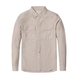 Double Pocket Shirt chrynne.com Men's Shirts 51.99