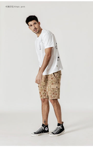 Drawstring Cargo Pants chrynne.com Men's Shorts 48.99