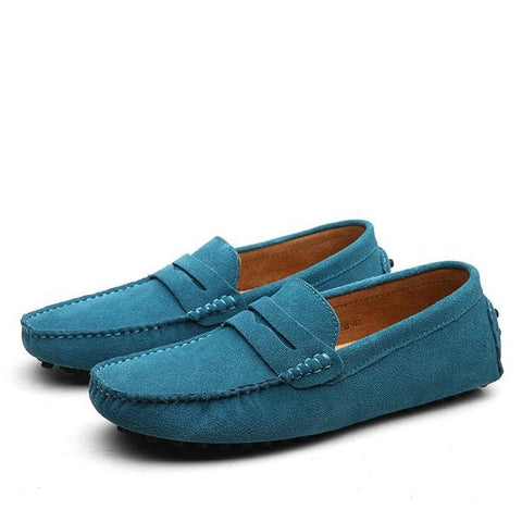 Flat Moccasin Loafers chrynne.com Men's Shoes 47.99