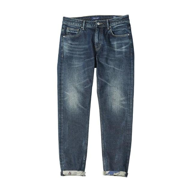 Inner Fleece Jeans chrynne.com Men's Pants 75.99