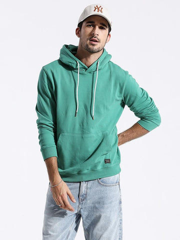 Kangaroo Pocket Hoodie chrynne.com Men's Jackets 47.99