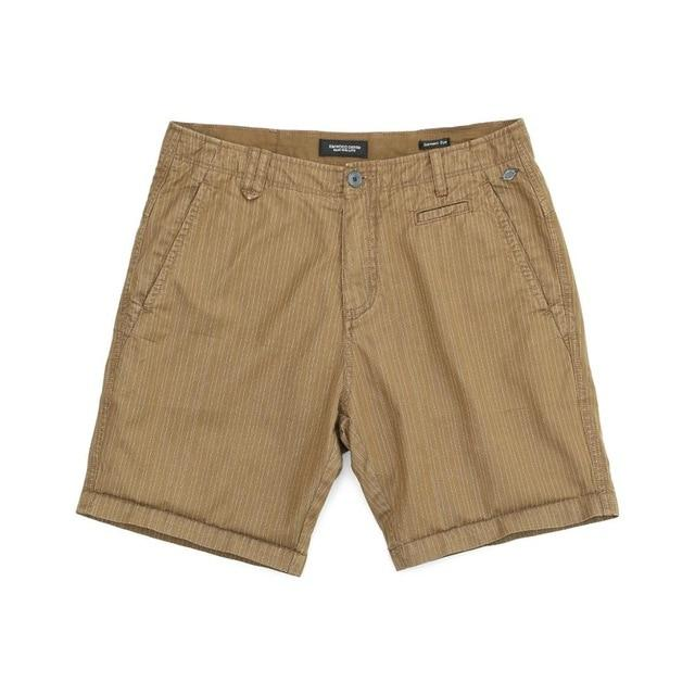 Khaki Shorts chrynne.com Men's Shorts 38.99