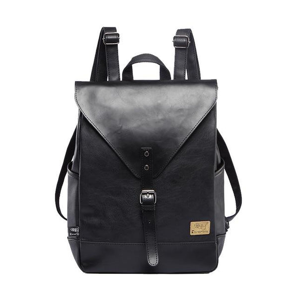 Leather Backpack chrynne.com Men's Bags 53.99