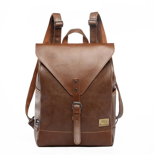 Leather Backpack chrynne.com Men's Bags 69.99