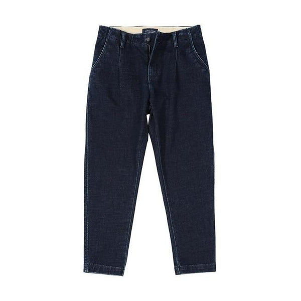Loose Tapered Jeans chrynne.com Men's Pants 65.99
