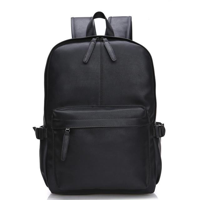 Oil Wax Leather Backpack For Men chrynne.com Men's Bags 50.99
