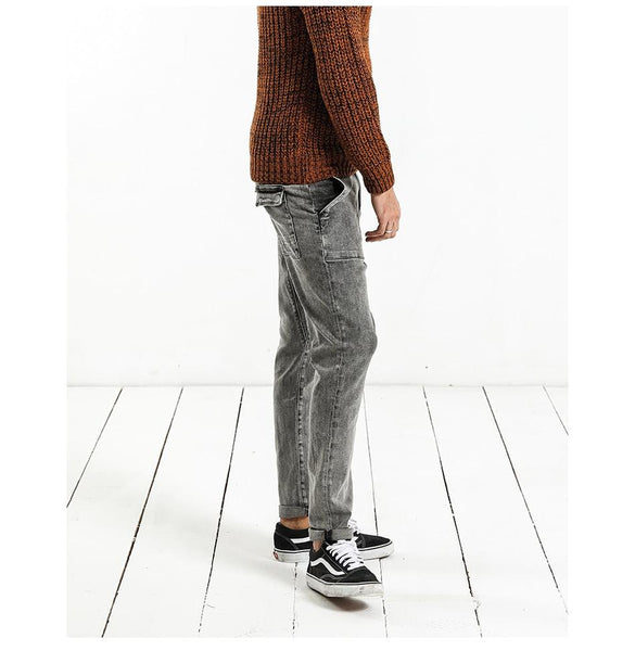 Slim Fit Denim chrynne.com Men's Pants 52.99