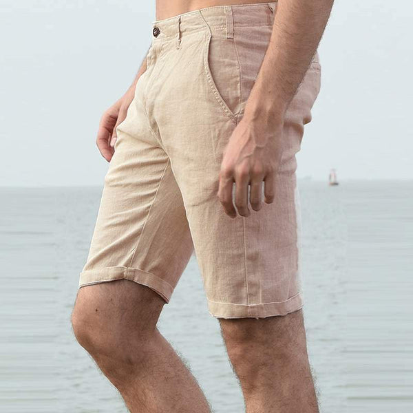 Slim Fit Shorts chrynne.com Men's Shorts 30.99