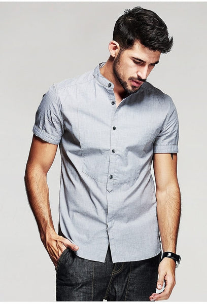 Slim Fit Summer Shirt chrynne.com Men's Shirts 35.99