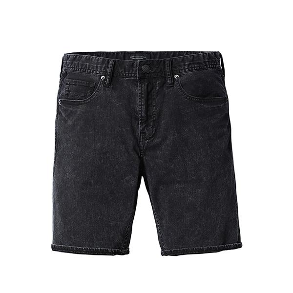 Solid Denim Shorts chrynne.com Men's Shorts 50.99