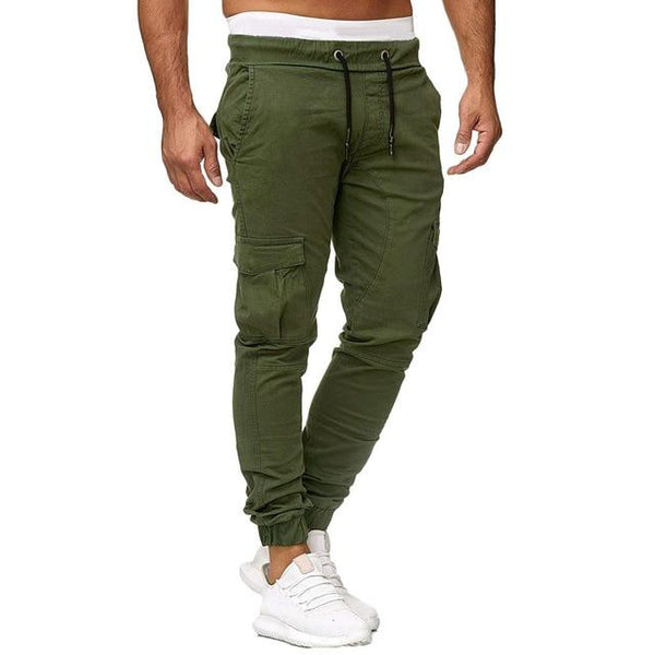 Street Wear Cargo Pants chrynne.com Men's Pants 20.99