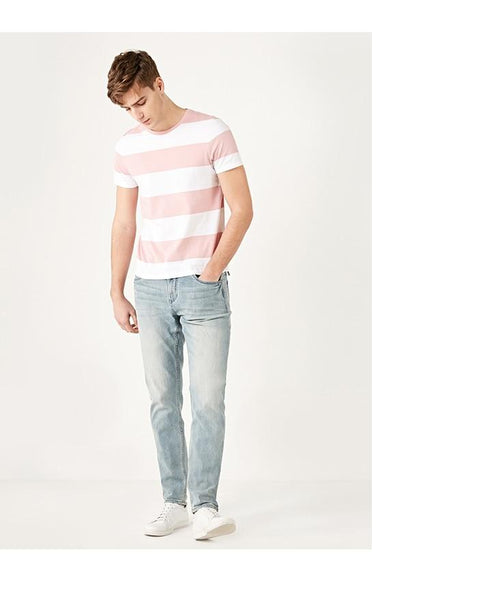 Striped Tee chrynne.com Men's T-shirts 32.99