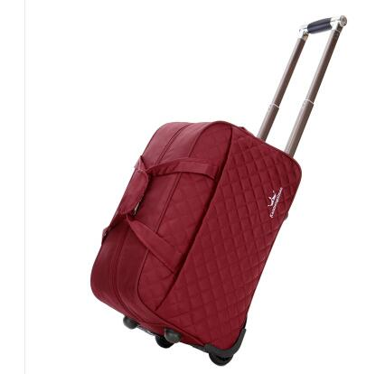 Trolley Luggage Bag chrynne.com Unisex Bags 68.99