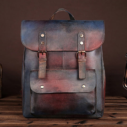 Multi color Vintage Rucksack