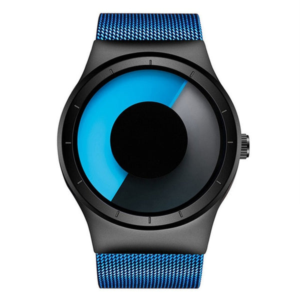 Blue Water Resistant Watch