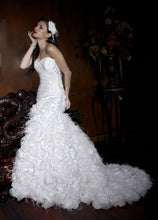 Load image into Gallery viewer, Impression Bridal Wedding Dress 10121