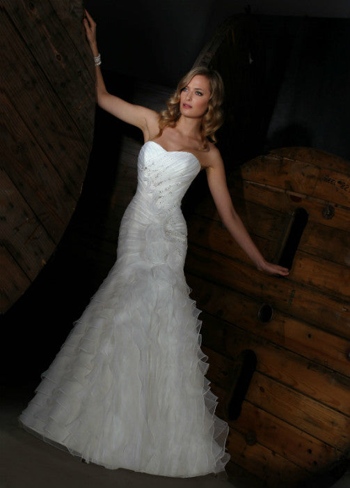Impression Bridal Wedding Dress 10160