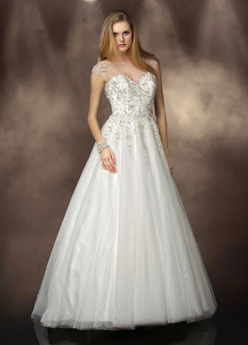 Impression Bridal Wedding Dress 10183