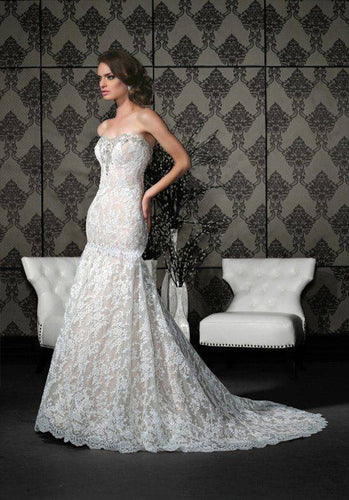 Impression Bridal Wedding Gown 10297