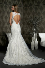 Load image into Gallery viewer, Impression Bridal Wedding Dress 10317