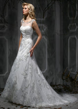 Load image into Gallery viewer, Impression Bridal Wedding Dress 10342