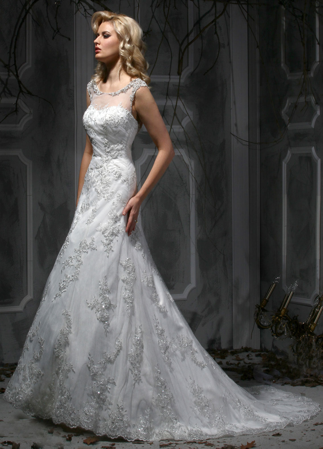 Impression Bridal Wedding Dress 10342