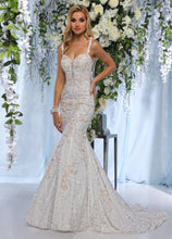 Load image into Gallery viewer, Impression Bridal Wedding Dress 10385