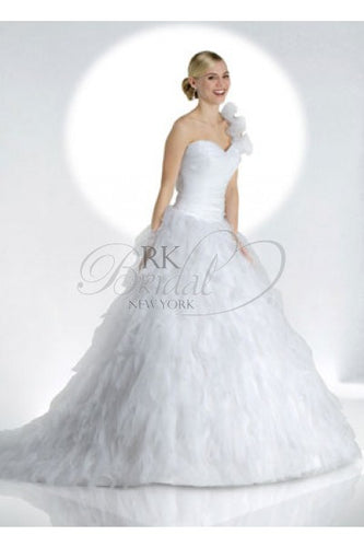 Impression Bridal Wedding Dress 12551