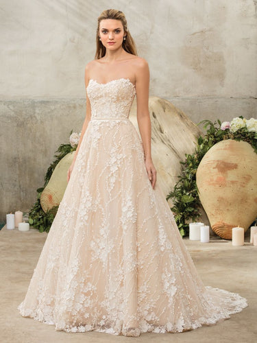 Casablanca Bridal Wedding Gown 2288 Sienna