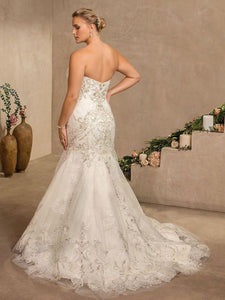 Casablanca Bridal Wedding Gown 2304 Cambria