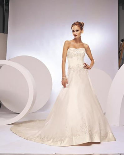 Mon Cheri Wedding Gown 23243