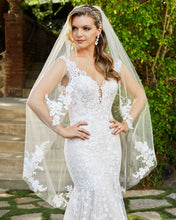 Load image into Gallery viewer, Casablanca Bridal Wedding Gown 2408 Mandy