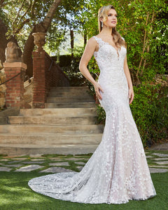 Casablanca Bridal Wedding Gown 2408 Mandy